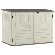 6ft. W x 3ft. D Storage Shed