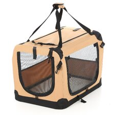 Fold Away Pet Crate