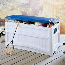 Resin 73 Gallon Deluxe Deck Box