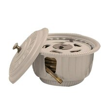 Decorative Hose Reel Pot