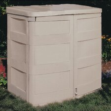 "4'7"" W x 3'1"" D Resin Tool Shed"