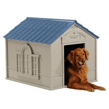 Deluxe Dog House II