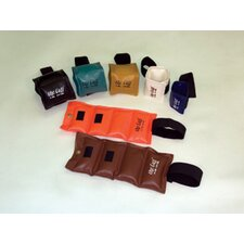 <strong>The Cuff</strong> 8 Piece Rehabilitation Ankle and Wrist Weight Kit