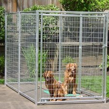 Lucky Dog Yard Kennel Gate