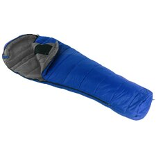 Alpine 10°F Double-Layer Long Mummy Sleeping Bag