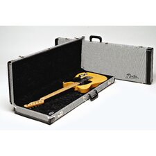 Deluxe Stratocaster / Telecaster Case with Black Interior