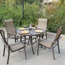 Appleton 5 Piece Dining Set