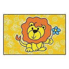 Lion Kids Rug