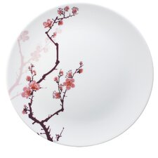 <strong>Ink Dish</strong> Cherry Ink Dinner Plate