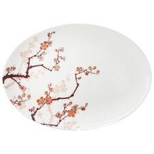 <strong>Ink Dish</strong> Cherry Ink Serving Platter