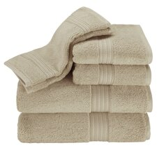 Kassadesign 6 Piece Towel Set in Linen