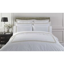 <strong>Kassatex Fine Linens</strong> Letto Studio Bedding Duvet Cover Collection