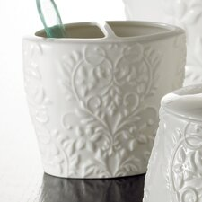 Parisian Collection Bath Accessories Toothbrush Holder