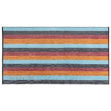 Spiaggia Anti-Sand Ombre Beach Towel