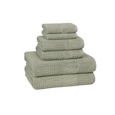 Hammam 6 Piece Towel Set