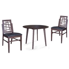 Cafe 3 Piece Dining Set