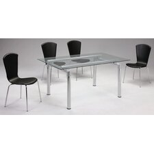 <strong>New Spec Inc</strong> Cafe 26 Dining Table