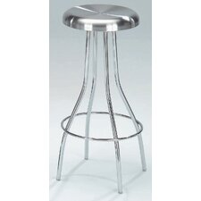 "<strong>New Spec Inc</strong> 26.37"" Swivel Bar Stool"