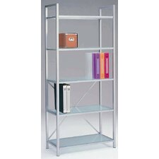 S-Unit 205 Bookshelf with Glass Top