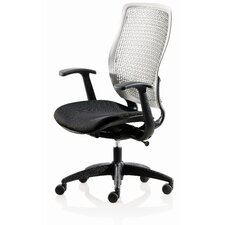 Executive Elastic Office Chair