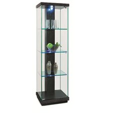 <strong>New Spec Inc</strong> Curio Cabinet