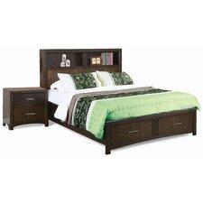 Edison Panel Bed