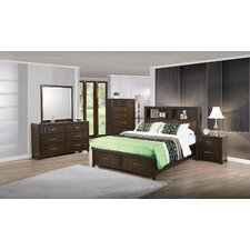 Edison Panel 5 Piece Bedroom Collection