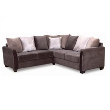 <strong>New Spec Inc</strong> Morgan Fabric Sectional