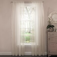 <strong>Arm & Hammer®</strong> Curtain Fresh™ Rod Pocket Curtain Single Panel