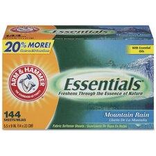 Essentials Dryer Sheet (Pack of 6)