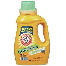 HE Compatible Liquid Detergent (Pack of 8)