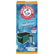 Trash Can and Dumpster Deodorizer Powder - 42.6 oz