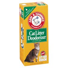 <strong>Arm & Hammer®</strong> Cat Litter Deodorizer