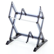 <strong>Atlantic</strong> Mitsu 2 Tier Multimedia Tabletop Storage Rack