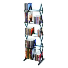 <strong>Atlantic</strong> Mitsu 5 Tier Multimedia Storage Rack