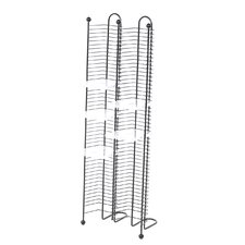 <strong>Atlantic</strong> 100 CD Multimedia Nestable Wire Rack
