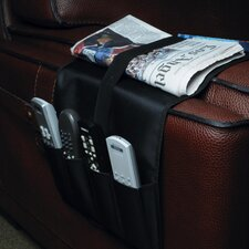<strong>Atlantic</strong> Over The Arm Remote Caddy in Black