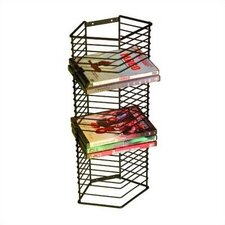 <strong>Atlantic</strong> 28 DVD Onyx Multimedia Wire Rack