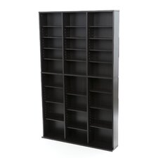 Oskar Multimedia Storage Rack