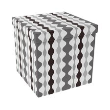 Lava Storage Ottoman (Set of 2)