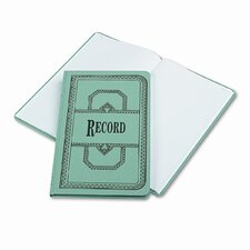 Record/Account Book, Record Rule, BE, 150 Pages, 12-1/8 x 7-5/8, 2012