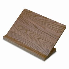 <strong>Carver Wood Products, INC.</strong> Wood Wall File Pocket, Legal/Letter, Oak