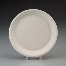 Savaday Molded Fiber Round Plates in White (500 per case)