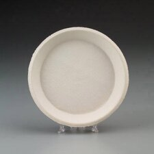 Savaday Molded Fiber Deep Plates in White