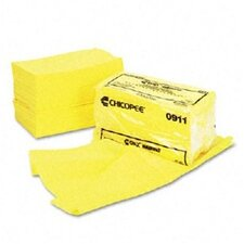 <strong>Chix</strong> Stretch 'n Dust Cloth in Yellow (100 Per Case)