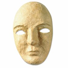 <strong>Creativity Street®</strong> Paper Mache Mask Kit