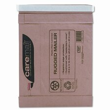 <strong>Duck®</strong> Caremail Rugged Padded Mailer, Side Seam, 8 1/2 x 10 3/4, Light Brown, 25/pack