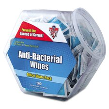 Antibacterial Wipe Office Share Pack