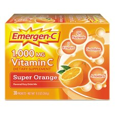 <strong>EMERGEN-C</strong> Immune Defense Drink Mix (Set of 50)