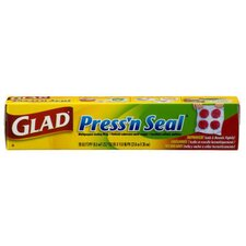 <strong>Glad</strong> Press'n Seal Plastic Wrap in White